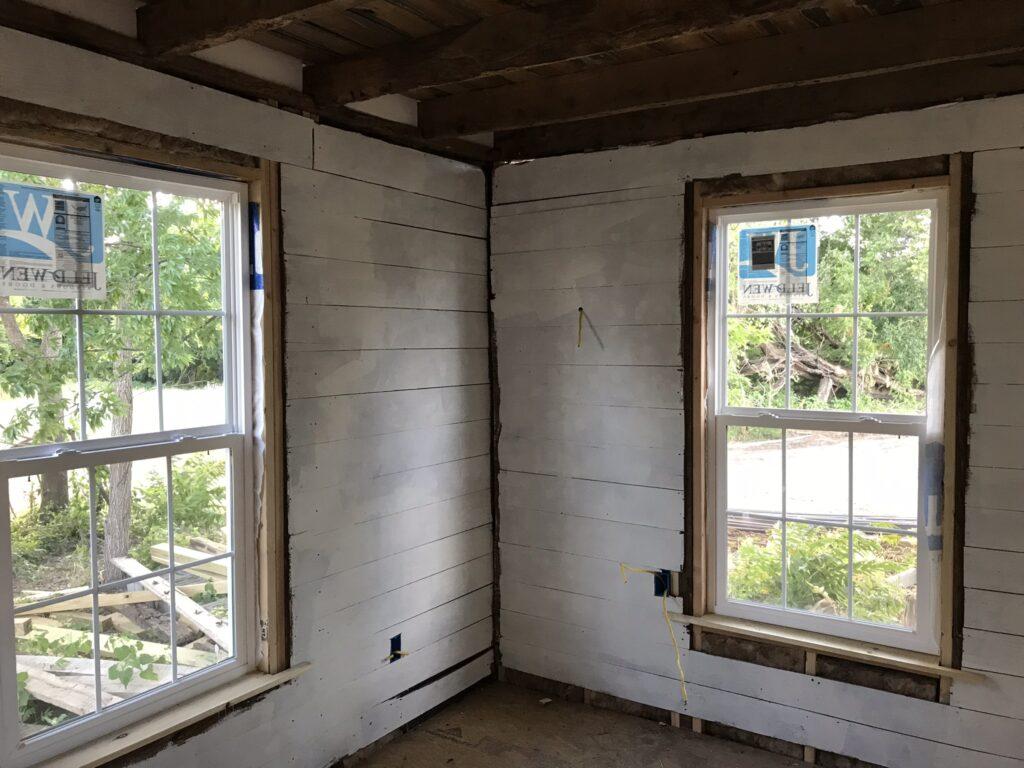 floors windows paint restoration